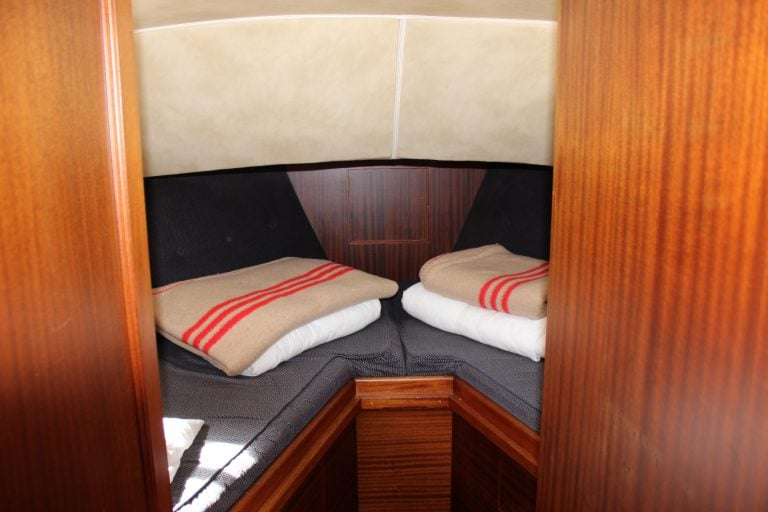 Lady Keeleigh Front Cabin