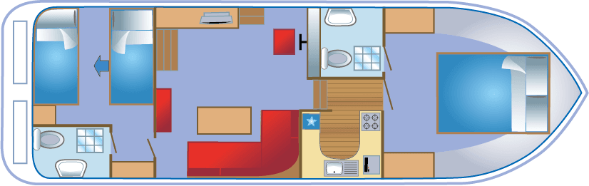 Lady Chloe Floorplan