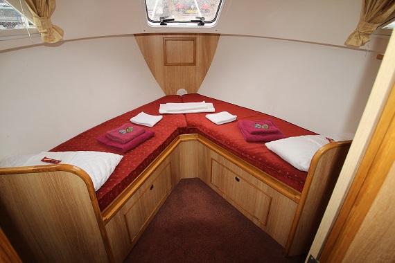 Lady Natalia Front Cabin